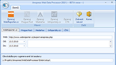 Anopress Web Data Processor 2010