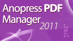 Anopress PDF Manager 2011