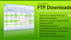 AUDREY FTP Downloader 2012