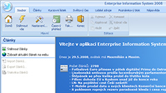 Enterprise Information System 2008