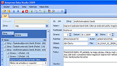 Anopress Data Studio 2009
