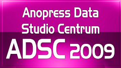 Anopress Data Studio Centrum 2009