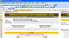 Towers Consulting - Excel programování a Word design