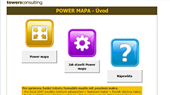 Power mapa pro Towers Consulting