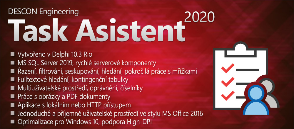 Task Asistent 2020